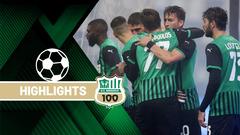 Sassuolo-Torino 3-3 Highlights