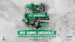 Campagna Abbonamenti 2019/20