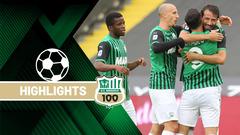 Spezia-Sassuolo 1-4 Highlights