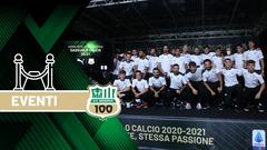 La presentazione del Sassuolo Calcio 2020/21