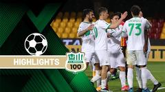 Benevento-Sassuolo 0-1 Highlights