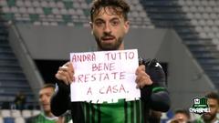 Ciccio Caputo - Un anno dopo Sassuolo-Brescia