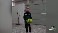 Io resto a casa - I video del Settore Giovanile neroverde