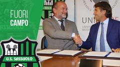 Presentazione del protocollo UNIMORE - Sassuolo Calcio