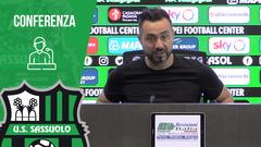 Mister De Zerbi su Napoli-Sassuolo
