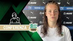 Serie A Femminile | Piovani e Lemey dopo Sassuolo-Milan