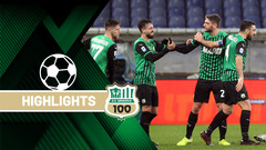Sampdoria-Sassuolo 2-3 Highlights