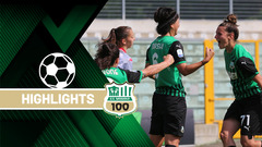 Serie A Femminile | Sassuolo-Pink Bari 1-0