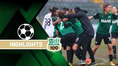 Coppa Italia Femminile | Sassuolo-Milan 1-1