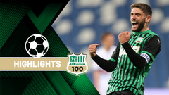 Sassuolo-Sampdoria 1-0 Highlights