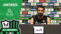 Gian Marco Ferrari in vista di Atalanta-Sassuolo