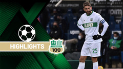 Atalanta-Sassuolo 5-1 Highlights