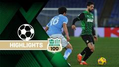 Lazio-Sassuolo 2-1 Highlights