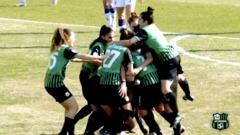 I gol più belli della Prima squadra Femminile