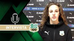 Serie A Femminile   Mister Piovani e Martina Tomaselli dopo Sassuolo-Inter