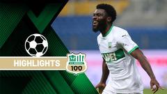 Parma-Sassuolo 1-3 Highlights