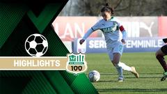 Coppa Italia Femminile   Milan-Sassuolo 0-0