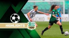 Serie A Femminile | Sassuolo-Juventus 0-3