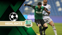 Sassuolo-Bologna 1-1 Highlights