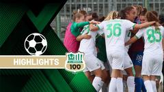 Serie A Femminile | Florentia-Sassuolo 1-5