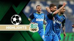 Sassuolo-Lazio 2-0 Highlights