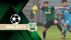 Sassuolo-Spezia 1-2 Highlights