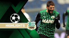 Sassuolo-Benevento 1-0 Highlights