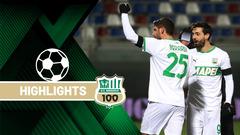 Crotone-Sassuolo 1-2 Highlights