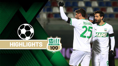 Crotone-Sassuolo 1-2 Highlights