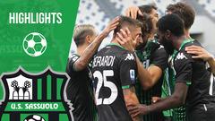 Sassuolo-Lecce 4-2 Highlights