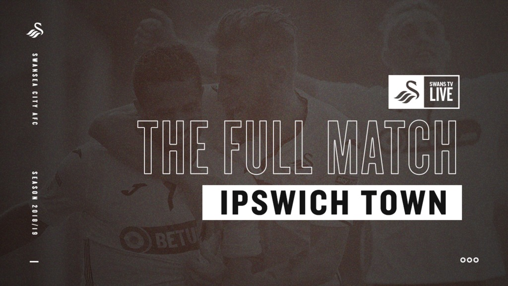 9ecdae53ba Video thumbnail for The Full Match  Ipswich 0 Swans 1