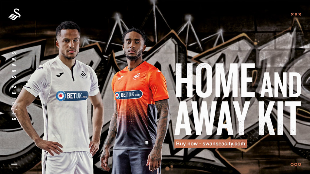 ec334525085 KIT LAUNCH VIDEO 2018/19 | Official Website of the Swans - Swansea ...