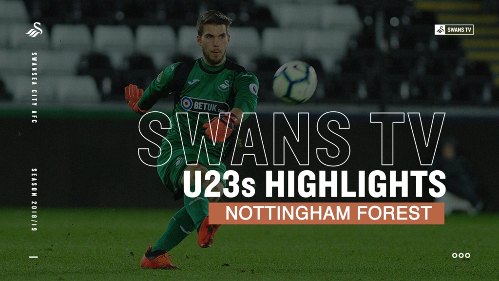 Video thumbnail for Highlights  Nottingham Forest U23s 0 Swans U23s 0  f280156785a5d
