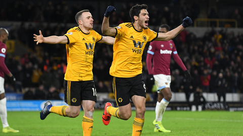 Wolves 3-0 West Ham United | Extended