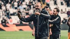 Nuno on victory over Besiktas & facing the champions