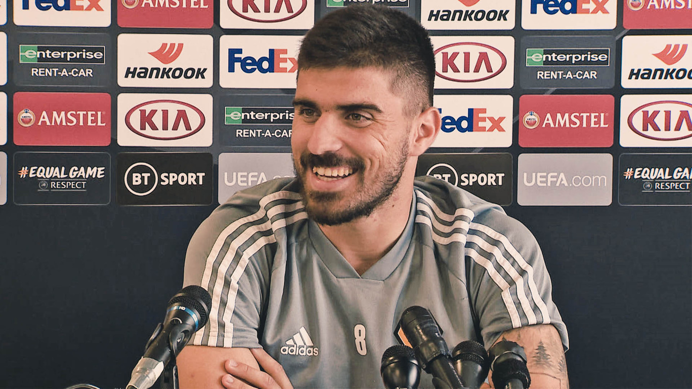 Neves' pre-Braga press conference