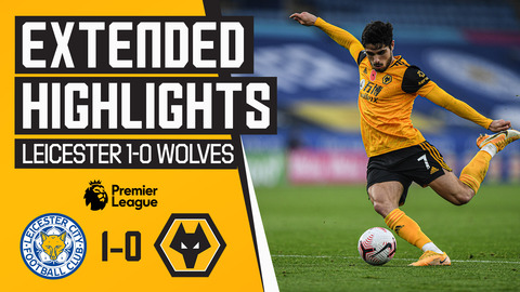 Kilman penalised as The Foxes take the win | Leicester City 1-0 Wolves | Extended Highlights