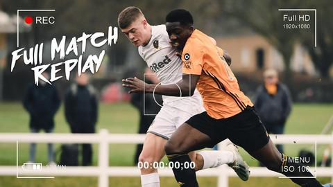 PL2 | Wolves 2-2 Leeds | PL Cup - Full Match Replay
