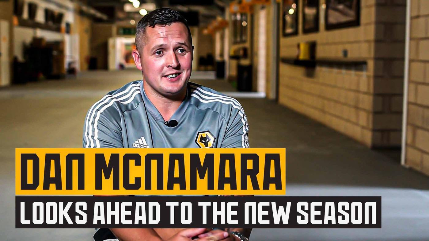 Wolves Women manager McNamara previews the new season