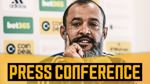 Integrating Campana, good news on Jota and Boly and facing Liverpool | Nuno's pre-Liverpool press conference