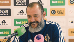 Nuno's pre-FC Pyunik press conference