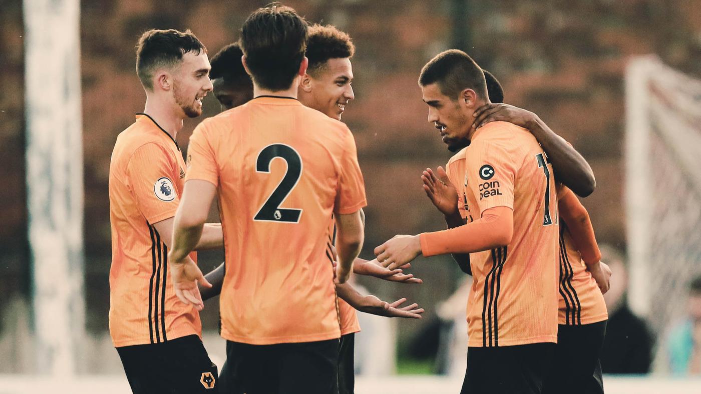 Blackburn Rovers 1-2 Wolves | PL2 Highlights