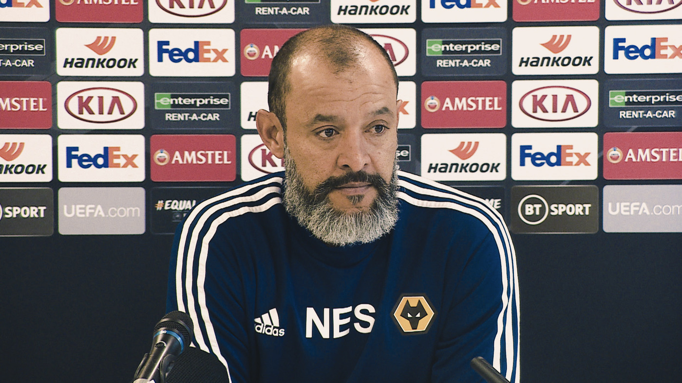 Injury news, squad versatility and returning to Molineux | Nuno's pre-Bratislava press conference