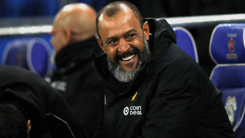 Nuno previews the match with Chelsea