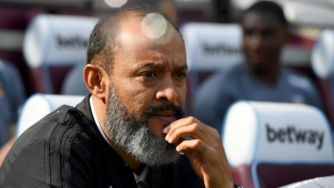 Nuno's pre-Burnley press conference