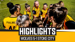 Back to winning ways in emphatic fashion | Wolves 5-1 Stoke City | Highlights