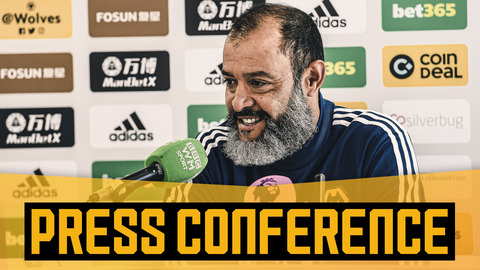 Nuno on Adama Traore's shoulder, last year's Leicester drama and the Marbella trip