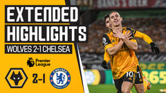 Last-minute winner! | Wolves 2-1 Chelsea | Extended highlights