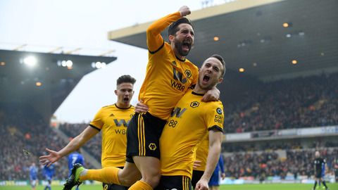 Wolves 4-3 Leicester City   Extended