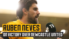 Neves on our first home win of the season!